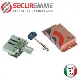Κιτ αλλαγής συνδυασμού κλειδιών θωρακισμένης SECUREMME HEART 90 SX