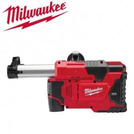 Σκούπα πιστολέτων M12 DE-201C Milwaukee 4933440500