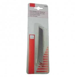 Λάμες ανταλλακτικές 9mm μαχαριού Σετ 5 τεμ. 55400