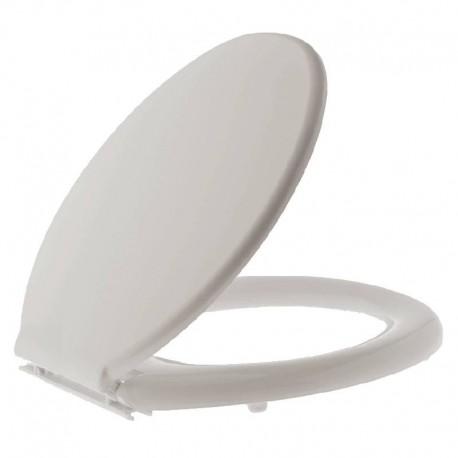 Κάλυμμα λεκάνης Λευκό WC-3A LAMAPLAST