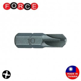 "Μύτη Torq 1/4"" 25mm FORCE 121S25"