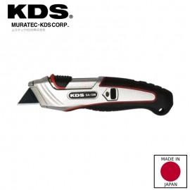 Μαχαίρι μοκέτας βαρέος τύπου αλουμινίου τραπεζοειδής λάμα KDS SA-12B