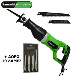 Σπαθοσέγα 1050W ΜΕ ΔΩΡΟ 10 επιπλέον λάμες KAWASAKI K-RS 1050