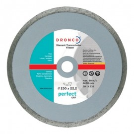 Δίσκος διαμαντέ κεραμικών Φ230 Perfect GRF DRONCO