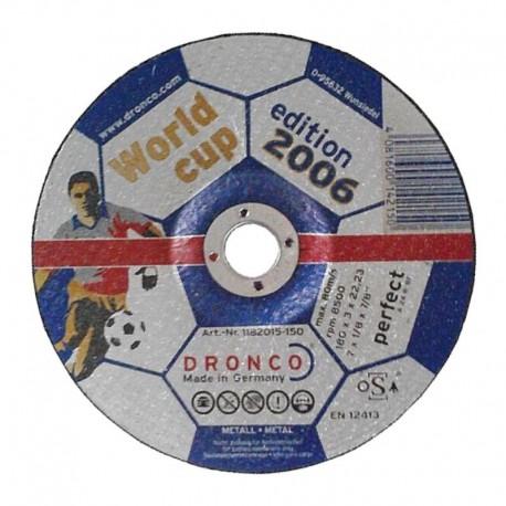 Δίσκος κοπής μετάλλου 180x3x22.23mm Perfect A 24 R-BF DRONCO