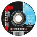 Δίσκος κοπής Inox Φ115-Φ125-Φ230 Attack 1mm Inox Special AS 60 T DRONCO