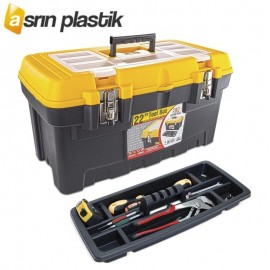 "Εργαλειοθήκη 22"" ASR-2078 SUPER-BAG Metallock Series"