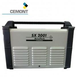 Ηλεκτροκόλληση Inverter 4.5kW-180Amp PUMA SX 2001 CEMONT Δώρο τα καλώδια