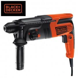 Δράπανο κρουστικό περιστροφικό SDS-PLUS 550W KD855KA-QS Black & Decker
