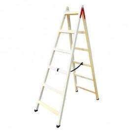 Σκάλα ξύλινη 1.5m ύψος με 4 σκαλοπάτια OEM