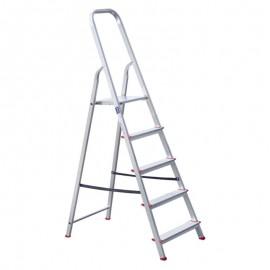 Σκάλα αλουμινίου 4+1 σκαλοπάτια 1.13m ύψος OEM