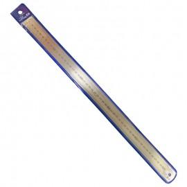 Χάρακας ανοξείδωτος 30cm-50cm-100cm Chokusen Japan