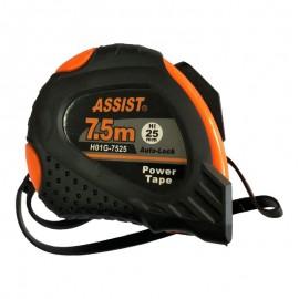 Μέτρο 7.5mx25mm Assist H01G-7525