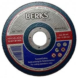 Δίσκος κοπής INOX Φ230 Berks