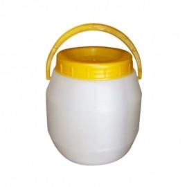 Βαρελάκι Μελιού 3kg λευκό OEM