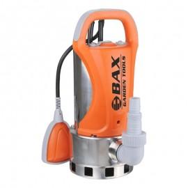Αντλία ακάθαρτων υδάτων inox 1100W B68-1100 BAX GARDEN TOOLS