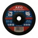 Δίσκοι Κοπής Μετάλλου 180x3x22,2mm SC 41 P AEG