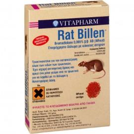 Ποντικοφαρμάκο Σιτάρι Rat Billen Vitapharm 100γρ