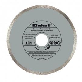 Διαμαντόδισκος κόφτη πλακιδίων 180 x 25,4 mm Einhell 4301170