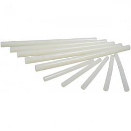 Σιλικόνη σε ράβδους σε Διάφανο χρώμα Φ 11,5mm X 30cm