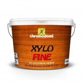 Στόκος ξύλου XYLOFINE 200gr σε 18 αποχρώσεις ΧΡΩΜΟΔΟΜΗ