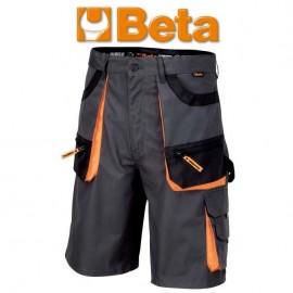 Βερμούδα εργασίας γκρι 7901 BETA