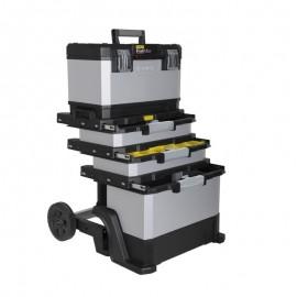 Εργαλειοφόρος μεταλλοπλαστικός τροχήλατος stanley fatmax 1-95-622