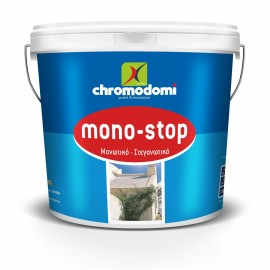 MonoStop Μονωτικό Ταρατσών Λευκό Χρωμοδομή
