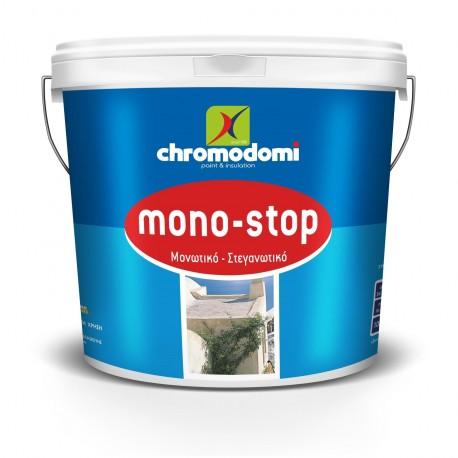 Μονωτικό Ταρατσών Λευκό MonoStop Χρωμοδομή