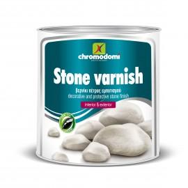 Stone Varnish Διαλύτου Βερνίκι πέτρας Χρωμοδομή