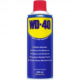 Σπρέι αντισκωριακό-λιπαντικό WD-40 200ml