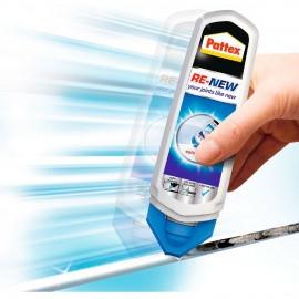 Σιλικόνη RE-NEW Λευκή σωληνάριο 100ml Pattex