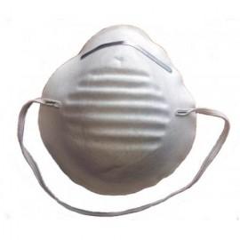 Μάσκες προστασίας από σκόνη μίας χρήσης