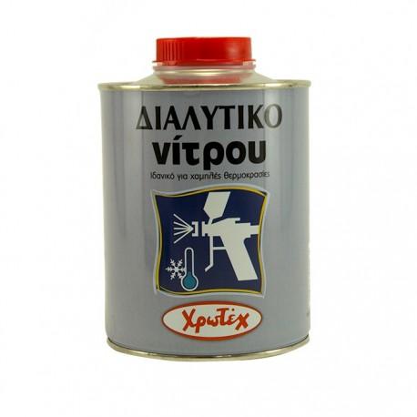 Διαλυτικό Νίτρου 750ml ΧΡΩΤΕΧ