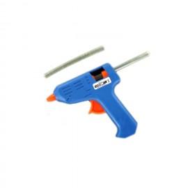 Πιστόλι Θερμοσιλικόνης Mini work plus 24011