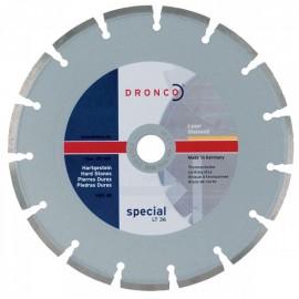 Δίσκος  Διαμαντέ Φ115 Γρανίτη LT 36 Special Dronco