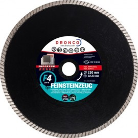 Δίσκος Διαμαντέ Φ 115 Γρανίτη F4  Cera Dronco