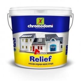Relief Λευκό 5kg Χρωμοδομή