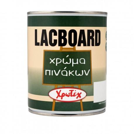 LACBOARD Μαύρο Χρώμα μαυροπίνακα Νο59 0,75lt ΧΡΩΤΕΧ