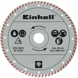 Διαμαντόδισκος turbo 300 x 25,4 mm Einhell