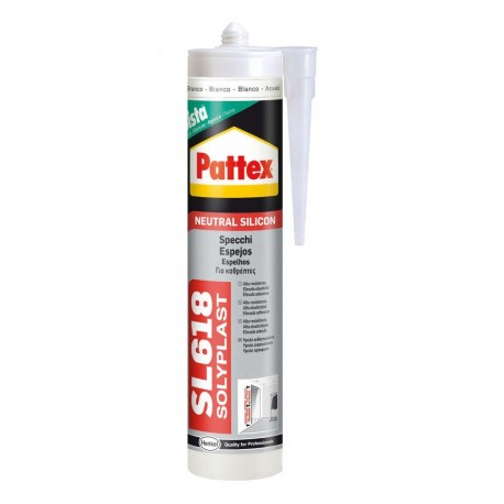Σιλικόνη SL618 για Καθρέπτες Ουδέτερη 300ml PATTEX