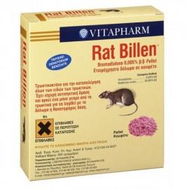 Ποντικοφάρμακο Κουφέτο Rat Billen pellet Vitapharm 100gr