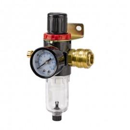 Φίλτρο και μειωτής πίεσης R 1/4'' αέρος εξωτερικό σπείρωμα Einhell 4134200