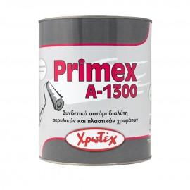 PRIMEX A-1300 αστάρι διαλύτη 1lt Χρωτέχ