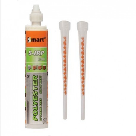 Χημική πολυεστερίνη σε φύσιγγα 300ml S-IRP 300 SMART