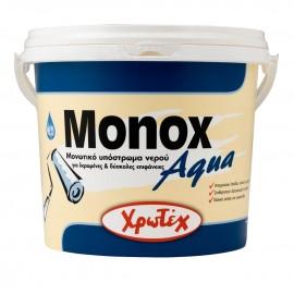 MONOX AQUA Μονωτικό-αστάρι-χρώμα λευκό  0.75lt ΧΡΩΤΕΧ