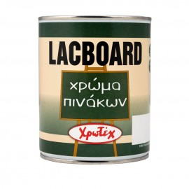 LACBOARD Πράσινο Χρώμα μαυροπίνακα Νο18 0,75lt ΧΡΩΤΕΧ