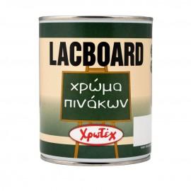 LACBOARD Πράσινο Χρώμα μαυροπίνακα Νο18 750ml ΧΡΩΤΕΧ