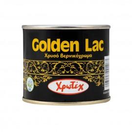 GOLDEN LAC Χρυσό χρώμα 0,25lt ΧΡΩΤΕΧ
