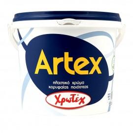 ARTEX Λευκό πλαστικό χρώμα 750ml ΧΡΩΤΕΧ